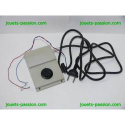 Transformateur 0 à 9V DC